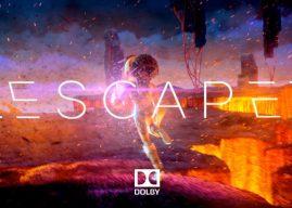Escape : court-métrage d'animation sur la persévérance par Dolby