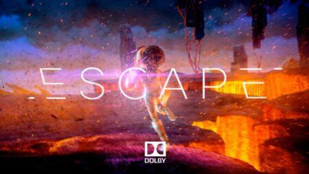 Escape : court-métrage d'animation Dolby