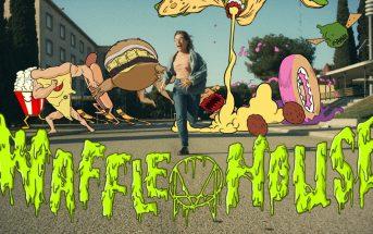 Waffle House : le clip déjanté en animation incrustée de Snails & Botnek