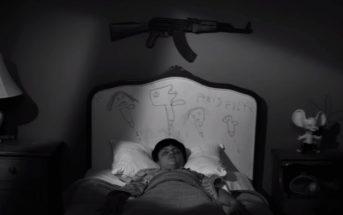 Tommy Can't Sleep : le court-métrage choc de Die Antwoord avec Jack Black