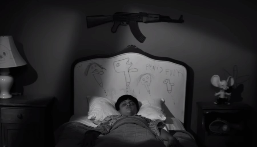 DIE ANTWOORD - TOMMY CANT SLEEP