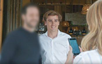 """Huawei - Antoine Griezmann dans """"Une histoire de flou"""""""