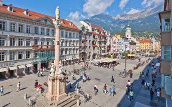 Vacances à Innsbruck : partez à la découverte des Alpes autrichiennes