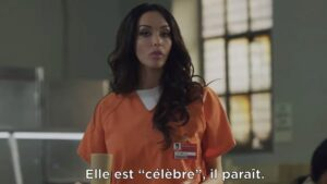 Nabilla dans la saison 5 d'Orange is the New Black