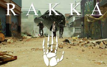 Rakka : des aliens prennent le contrôle de la Terre et font un génocide humain