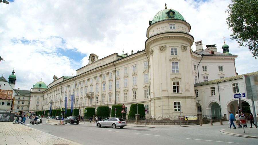 Palais impérial (Hofburg) de Innsbruck