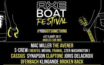 Axe Boat Festival : l'événement à ne pas rater cet été à Argelès-sur-mer
