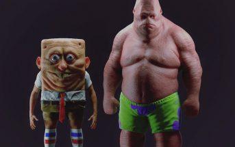 Illustration 3D : à quoi ressemblerait Bob l'éponge dans la vie réelle ?
