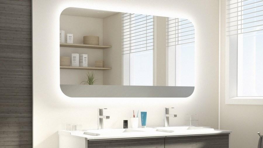 L'éclairage naturel parfait pour se sentir bien dans sa salle de bain