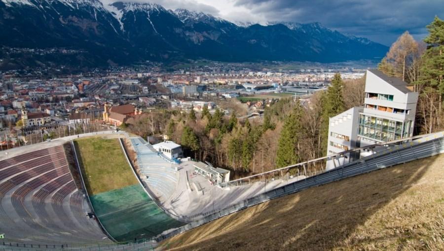 L'héritage olympique du Bergisel à Innsbruck