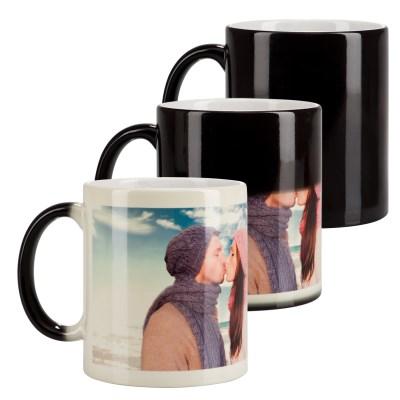 idée cadeau femme : tasse magique