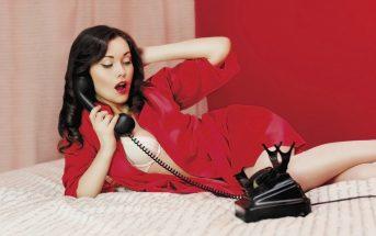 Téléphone rose : quand l'érotisme se transmet à distance avec sensualité