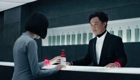 Budweiser : court-métrage de science-fiction chinois