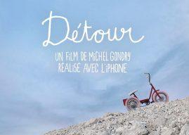 Détour : le court-métrage de Michel Gondry filmé avec un iPhone
