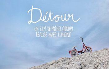 Détour – Un film de Michel Gondry réalisé avec un iPhone