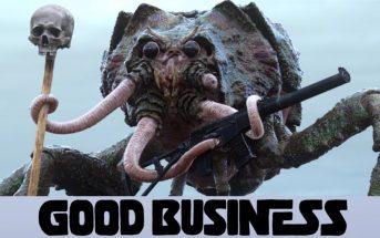 Good business : quand les hommes vendent leurs armes à des extraterrestres