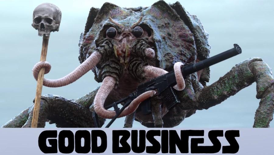 GOOD BUSINESS (Sci-Fi Short) 2017 Ray Sullivan
