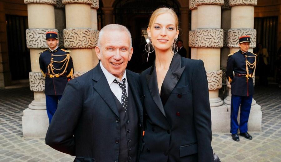 Jean-Paul Gaultier et Vanessa Axente - parfum Scandal 2017