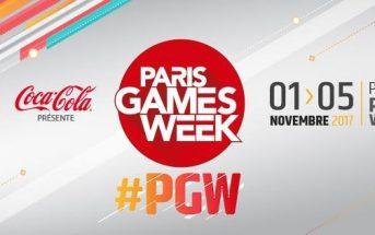 La Paris Game Week c'est du 1er au 5 novembre, demandez le programme !