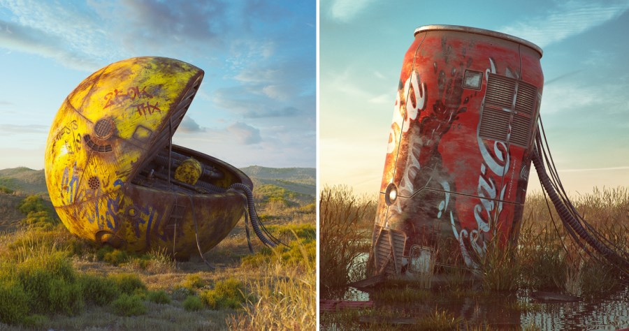 Pop culture dystopia par Filip Hodas