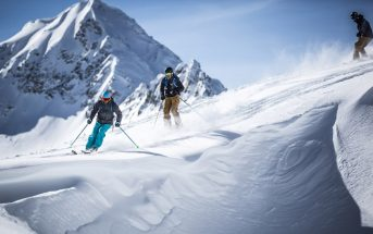Top 3 des stations pour faire du ski dans les Alpes