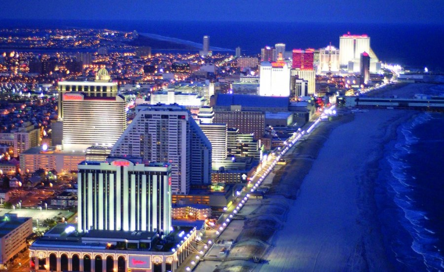 Atlantic City : la villes aux 12 casinos