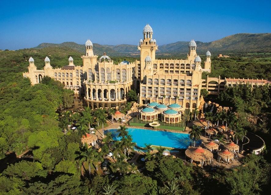 Johannesburg : Sun City et son énorme casino