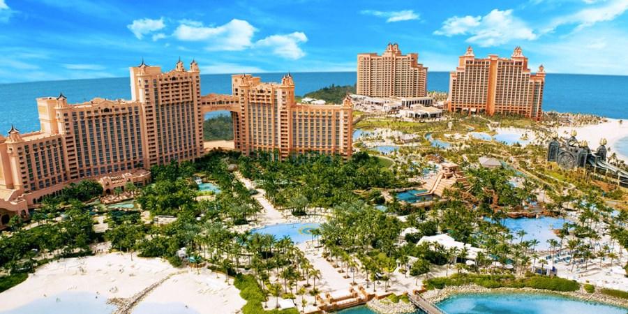 Casino de Paradise Island aux Bahamas