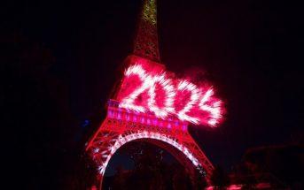 Vidéo : revoir le feu d'artifice du 14 juillet 2017 à la Tour Eiffel Paris
