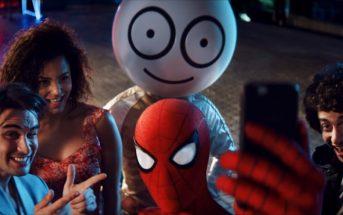Sam x Spider-Man = Spider-Sam : le super-héro de la sécurité routière !