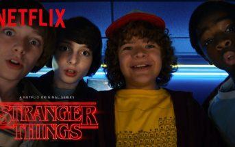 Stranger Things saison 2 : le 1er trailer qui a cassé internet !
