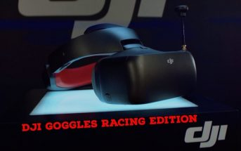 Code promo DJI Goggles Racing Edition : réduction sur les lunettes FPV pour les drones DJI