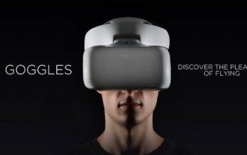 Dji Goggles : un casque de réalité virtuelle pour les drones