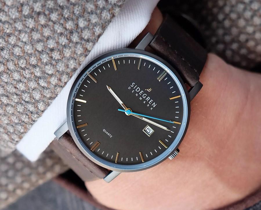 La montre Wanderer Kevil de Sidegren