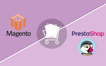 Magento vs Prestashop : quel CMS choisir pour créer son site e-commerce ?