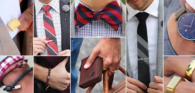 Mode : top 5 des accessoires tendance pour homme