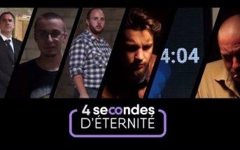 4 secondes d'éternité : court-métrage sur un voyage dans le temps qui tourne mal