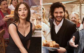 Dolce & Gabbana recrute les acteurs de Game Of Thrones pour la pub du parfum 'The One'