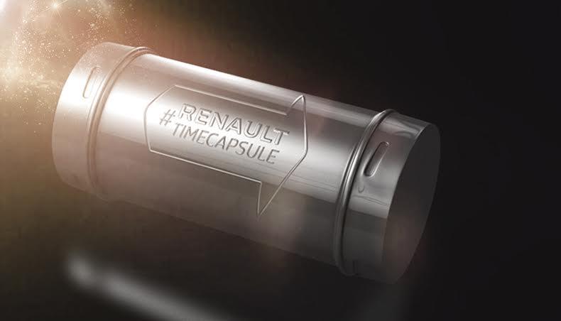 Renault TimeCapsule