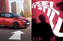 Feel It Still : musique de la pub Toyota AYGO x-Red 2017