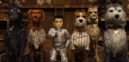 isle of dogs - wes anderson