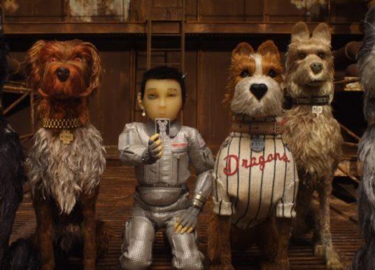 Isle of Dogs : trailer du film d'animation stop-motion de Wes Anderson