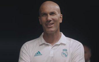 Whatever I Want : musique de la pub Adidas football 2017 avec Zidane