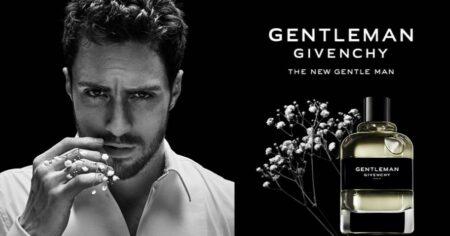 Pub du parfum Gentleman Givenchy 2017 avec Aaron Taylor-Johnson