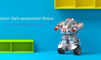 robot XIAOMI Mitu DIY
