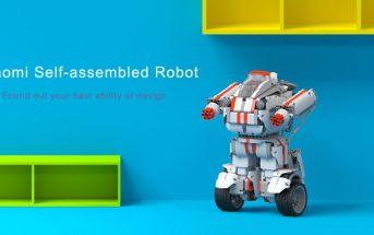 XIAOMI Mitu DIY : le petit robot connecté à assembler soi-même