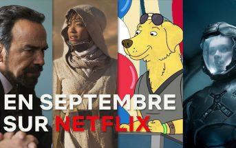 Les nouvelles séries à voir sur Netflix en septembre 2017