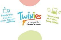 Twinies : site d'enchères au clic gratuit