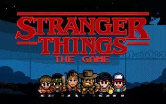 Retrogaming : le jeu vidéo Stranger Things gratuit sur ton smartphone !