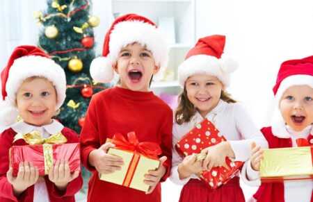 calendrier de l'avent pour enfant - Noël